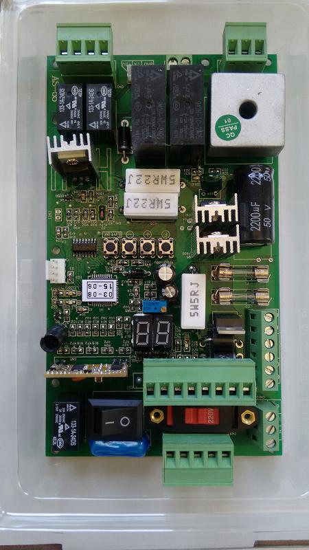 Ahouse SD Controller