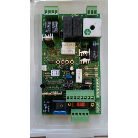 Replacement Ahouse sliding gate controller circuit board