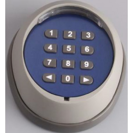 Wireless Keypad  Access Controller