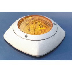 Ahouse 24VDC LED Flashing Warning Light