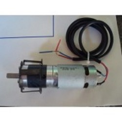 Ahouse replacement motor and gearbox assembly