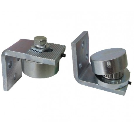 Swing Gate Heavy Duty Ball Bearing Top & Bottom Hinges up to 400kg grease nipple