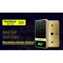 Weatherproof RFID Touch Keypad Access