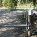 Premium Stainles Steel Single Swing Gate Opener