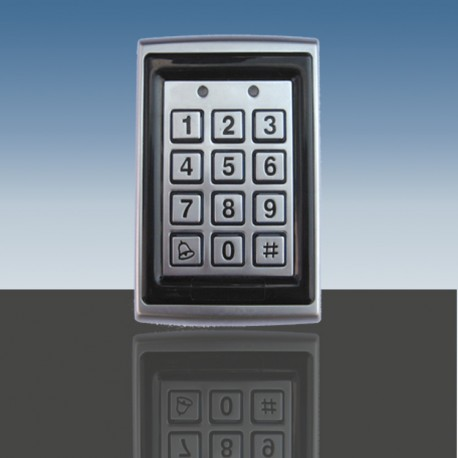 Weatherproof RFID Keypad