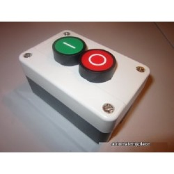 Weatherproof Dual Push Button Entry/Exit Switch