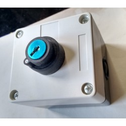 "Weatherproof Push Button ""Exit"" Switch"